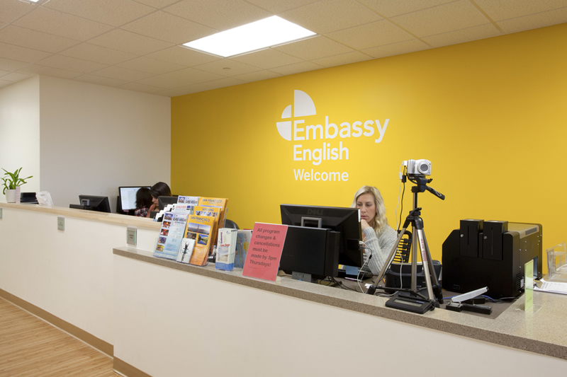 Embassy English – San Diego