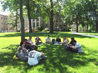 University of Missouri-Kansas city付属語学学校
