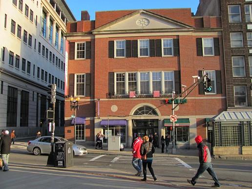 ELS – Boston Downtown